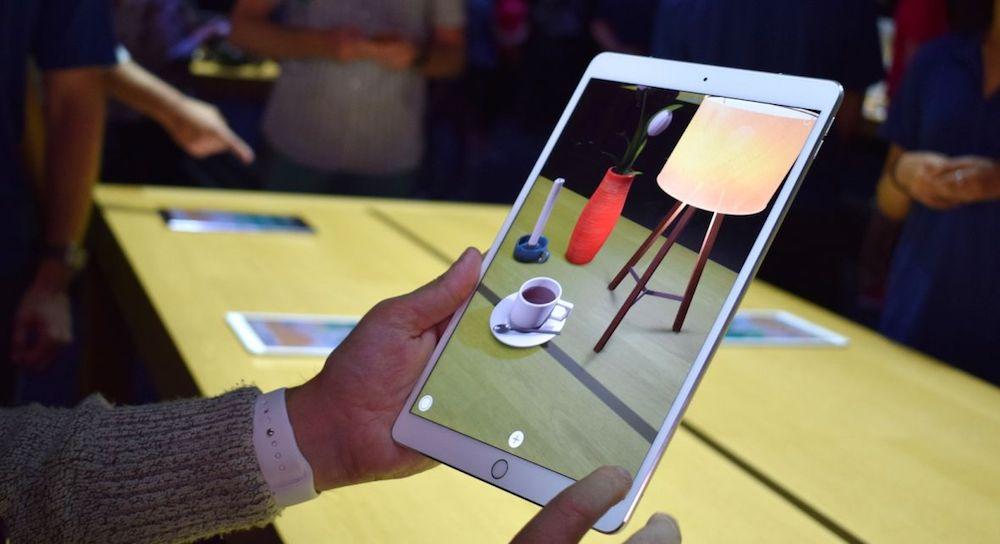 Pokemon GOne! Apple's ARKit Makes Imagination A Reality